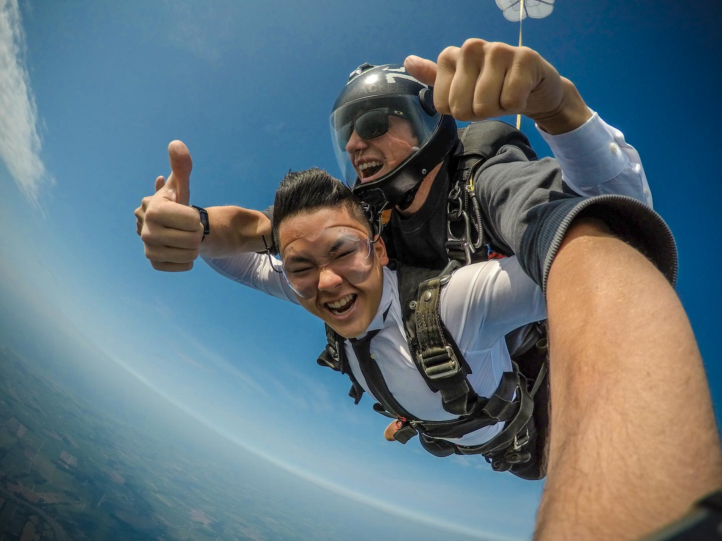 How To Download Skydive Video and Photos