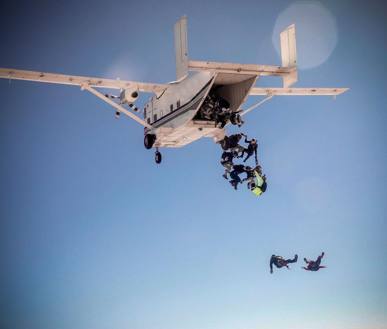 Skyvan Coming to Skydive Ontario