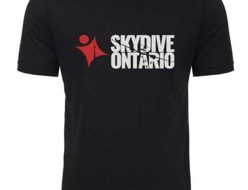 Skydive Ontario T-Shirts Have Arrived!